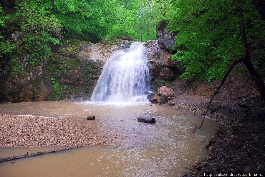 Водопад Шум — 1.