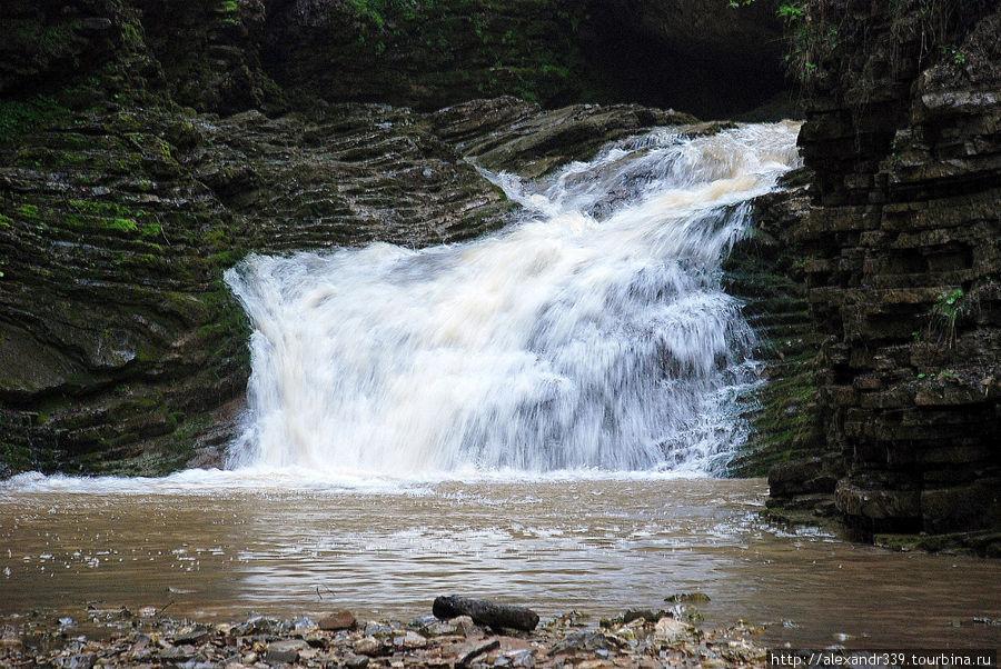 Водопад Шум — 2
