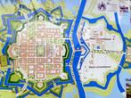 Так Терезин выглядит на карте