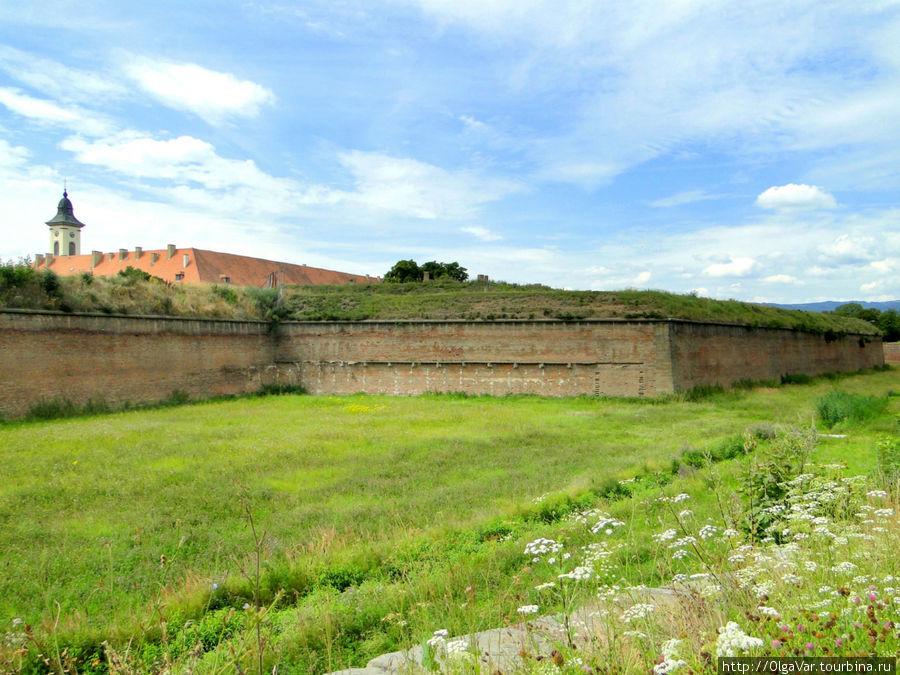 Крепость Терезин