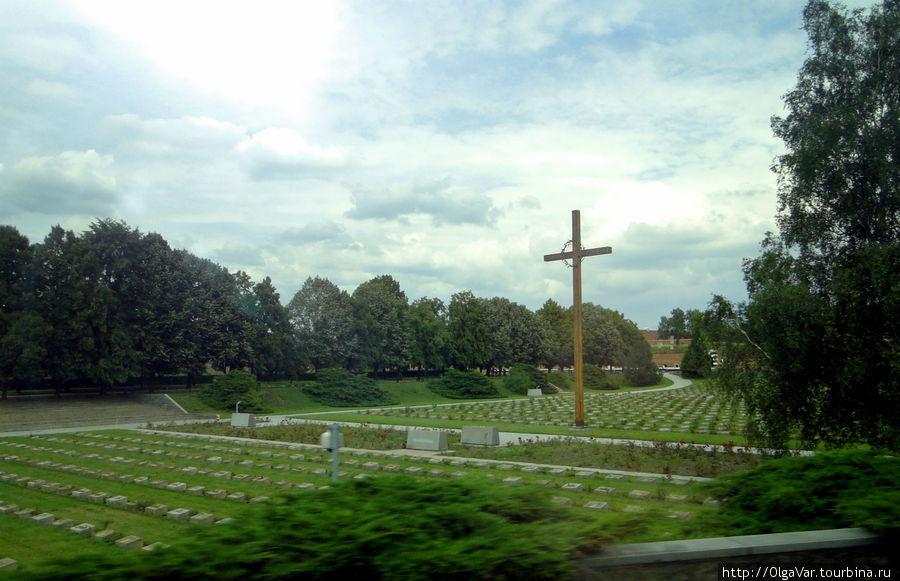 Кладбище терезинских заключенных