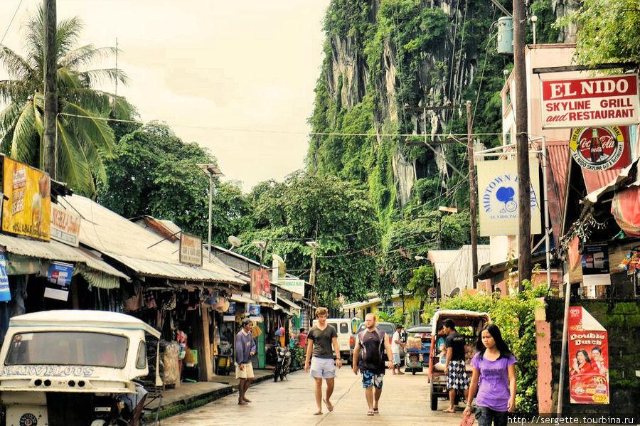 Пошли за булочками Эль-Нидо, остров Палаван, Филиппины