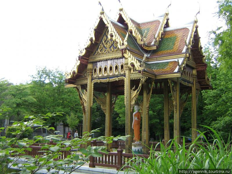 Пагода из Таиланда