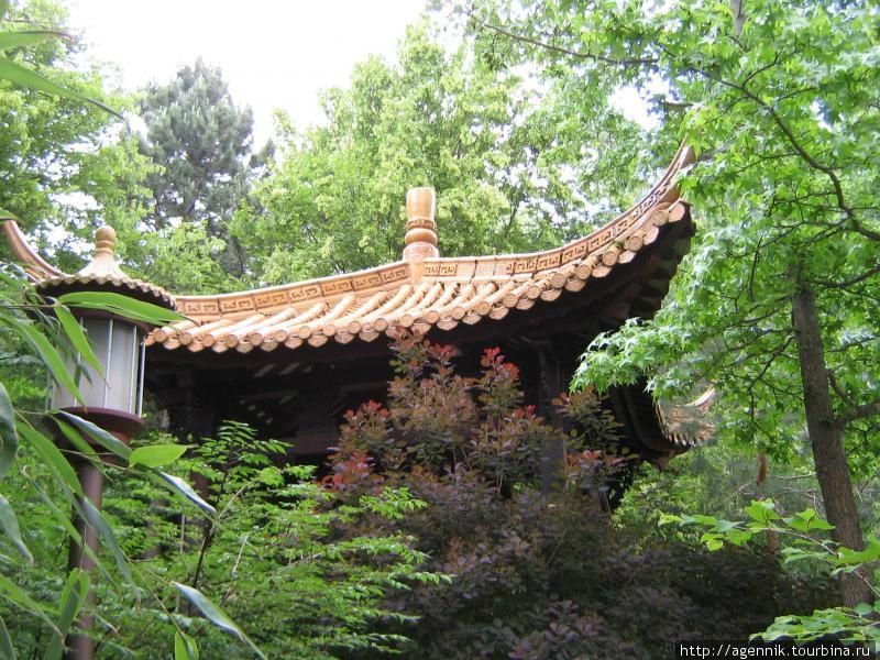 Китайский сад ароматов и наслаждений