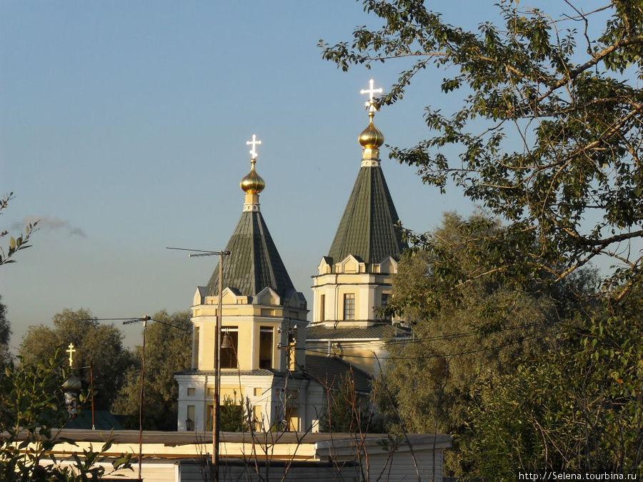 Александровская - новая прогулка Александровская, Россия