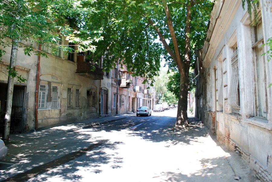 Тихие улочки Старого Тбилиси (или щас модно говорить Old Tbilisi?)
