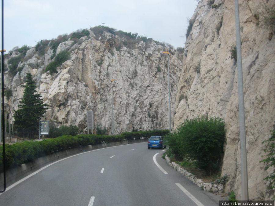 Дорога на Ниццу