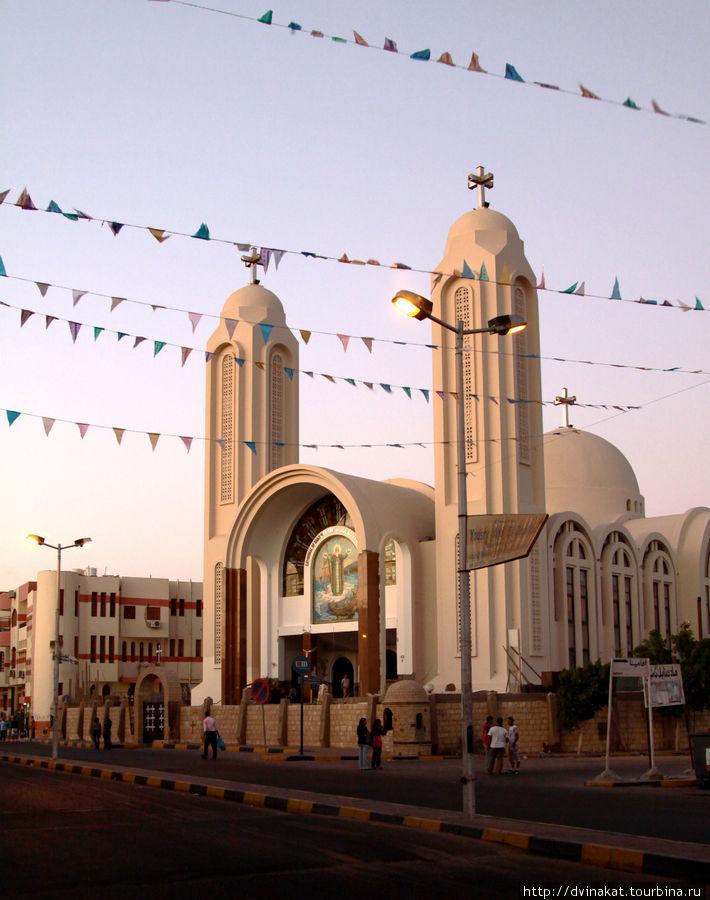 Коптская православная церковь Александрии