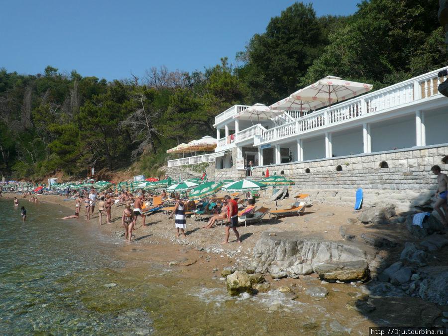 Пляж Могрен II.
