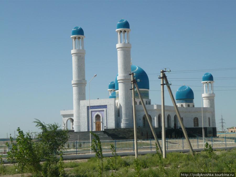 Мечеть в Кызыл-Орде