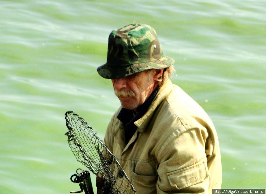 рыбак что означает