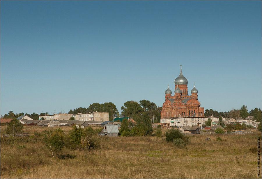 Горушка. Казанский собор