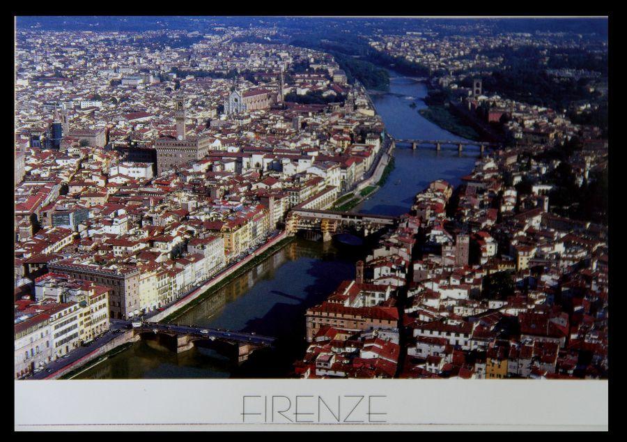 Базилика видна на открытк