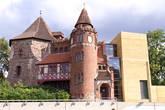 Башня св. Луки, стоит на северо-восточном углу бывшей магдебургской крепости и была построена в XIII веке в целях укрепления северной городской стены. В 1631 году, примерно отсюда император Тилли ворвался в 1631 году в город и полностью опустошил его.