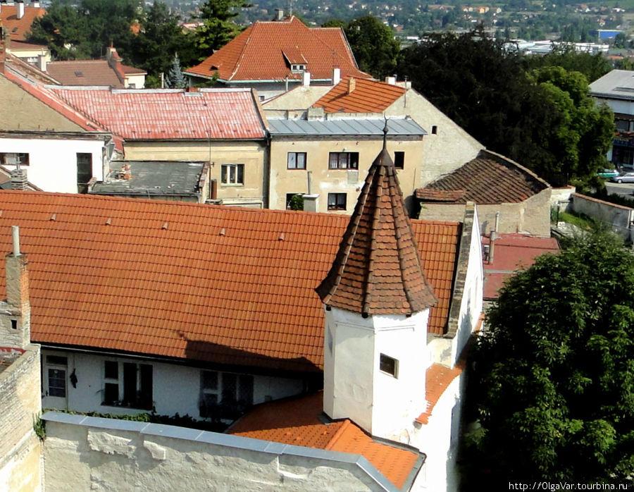 Сторожевая башня бывшего
