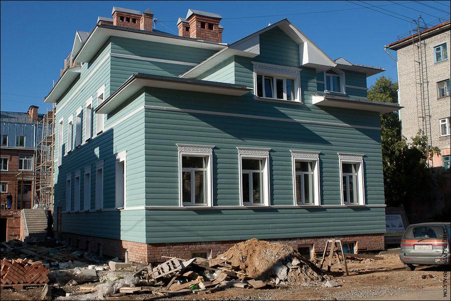Современные дома под стил