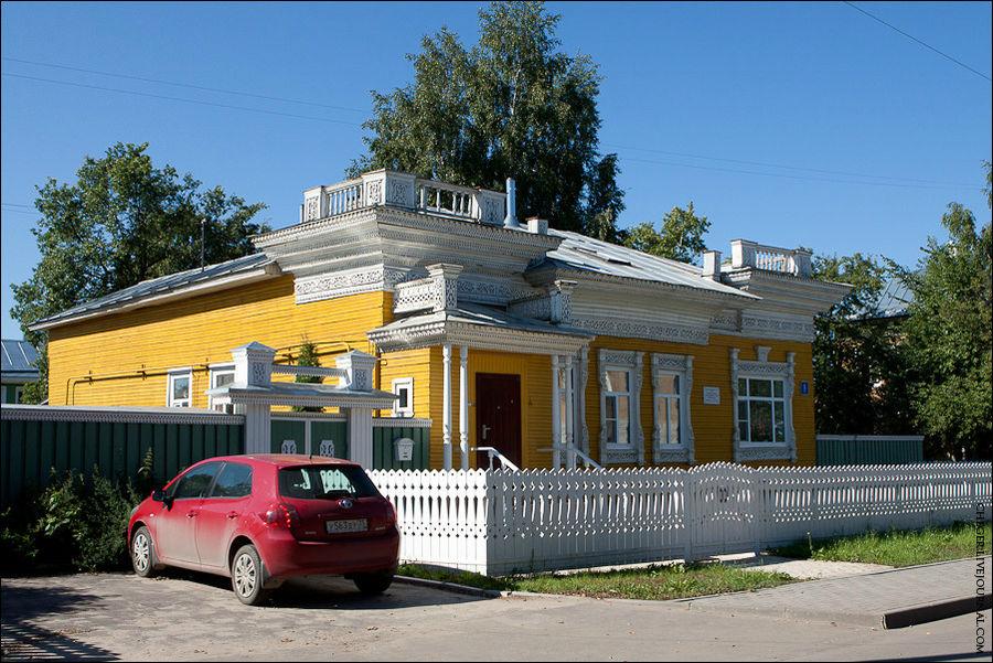 Дом жилой начало XX века