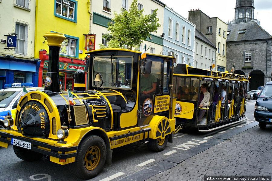 Жёлтый туристический оунсдеккер. :))
