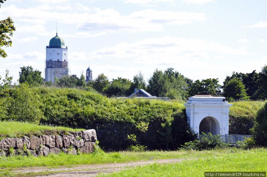 Фридрихсгамские ворота (А