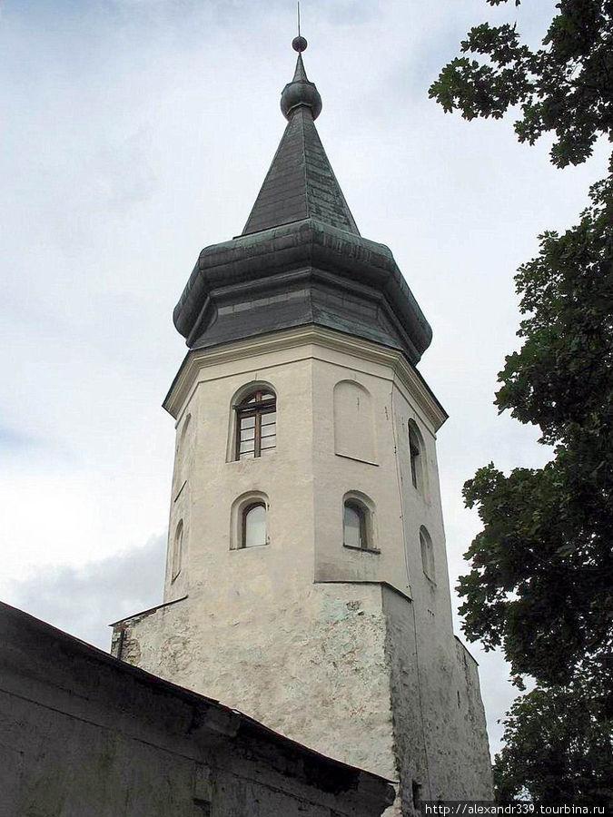 Башня первой городской ратуши