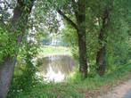 Набережная реки Пертомки