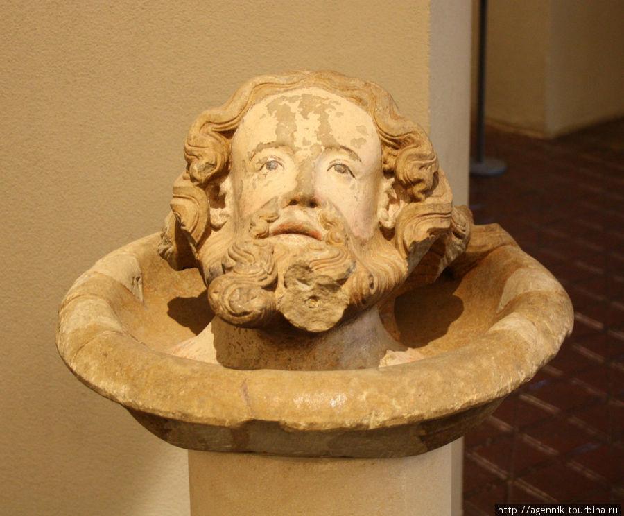 Голова Иоанна Предтечи
