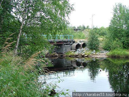речка Березовка