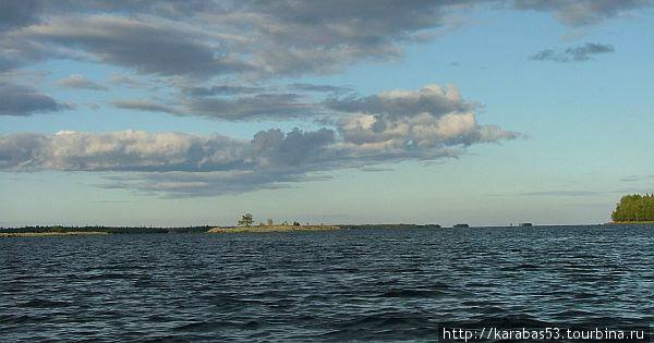 островок Семушная луда