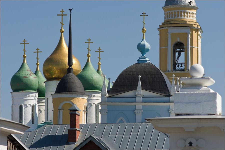 Купола Коломны