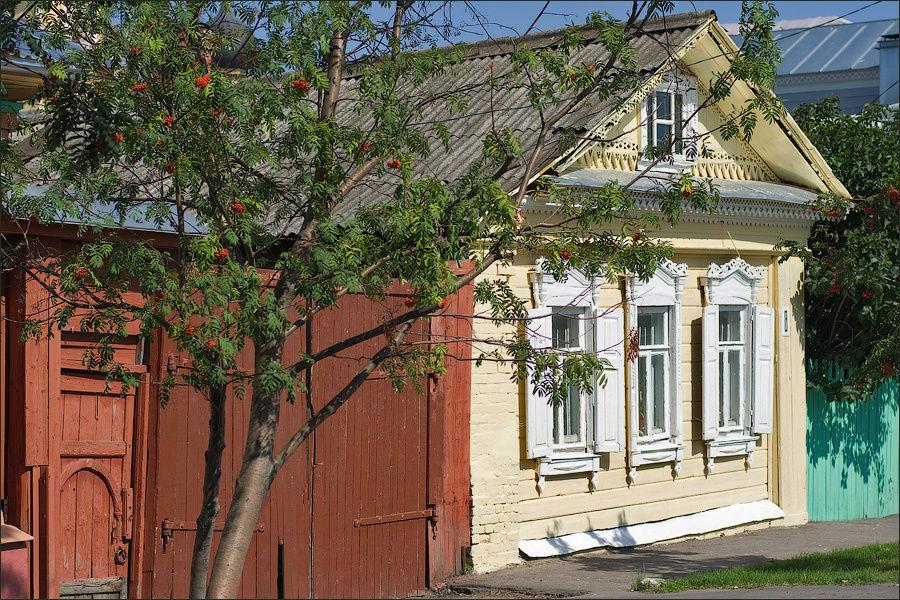 Домик на улице Казакова