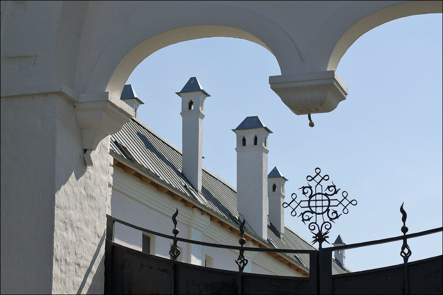 Ново-Голутвин монастырь
