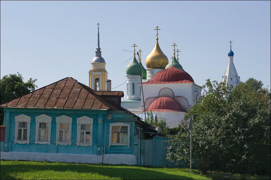 Коломенские купола