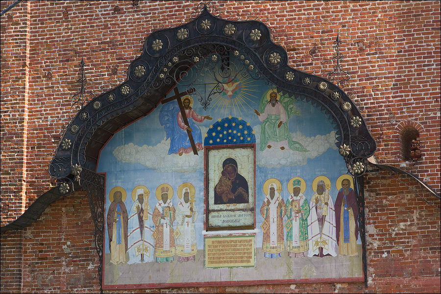 Икона Пятницких ворот
