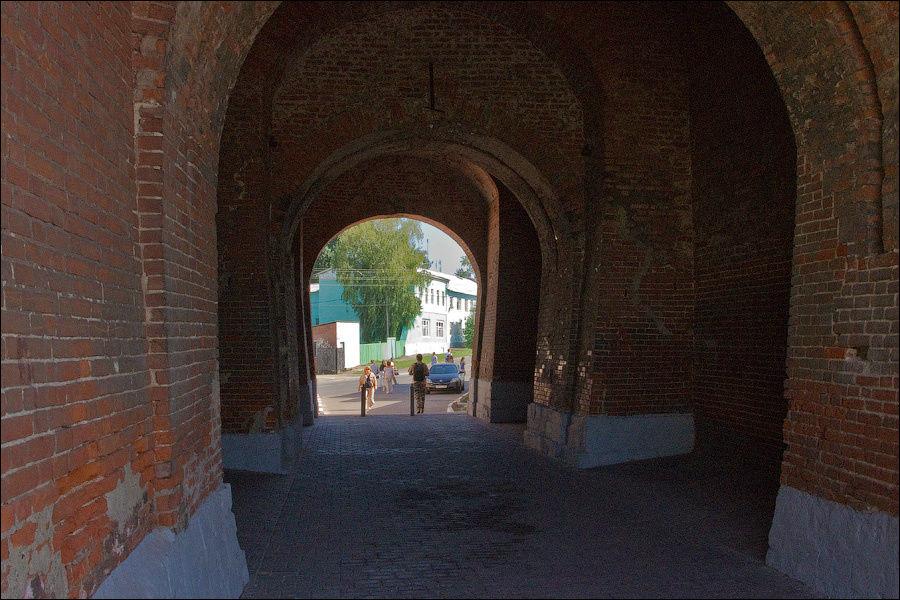 Проход Пятницких ворот