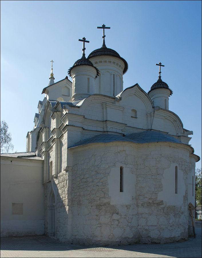 Церковь Зачатия Иоанна Пр