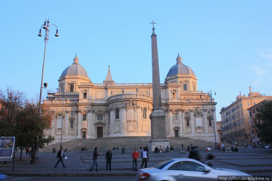Оим. Базилика Санта Мария Маджоре