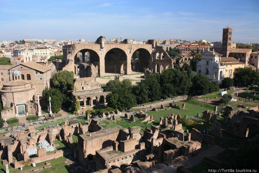 Rome Help