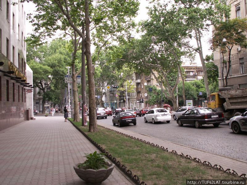 улица пушкинская в одессе фото