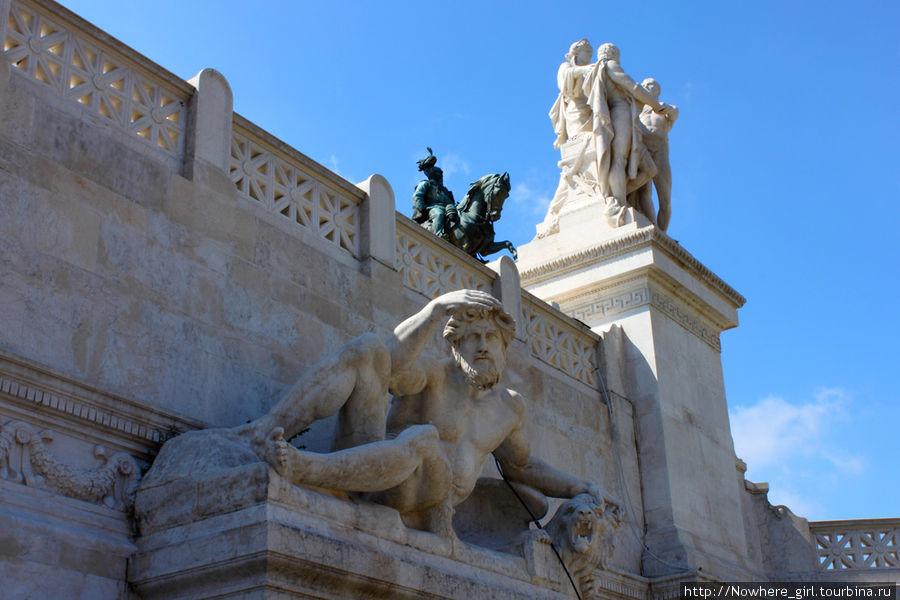Скульптурные украшения Витториано