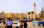 Мечеть Омара, расположенная рядом с Храмом Рождества Христова на Ясельной площади.