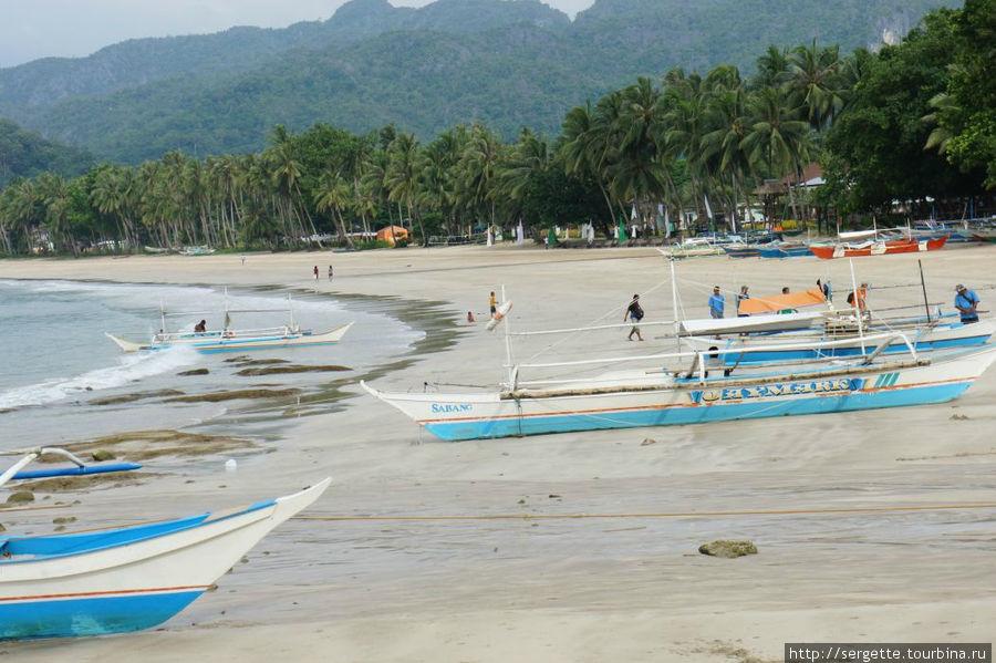 Пляж Сабанга