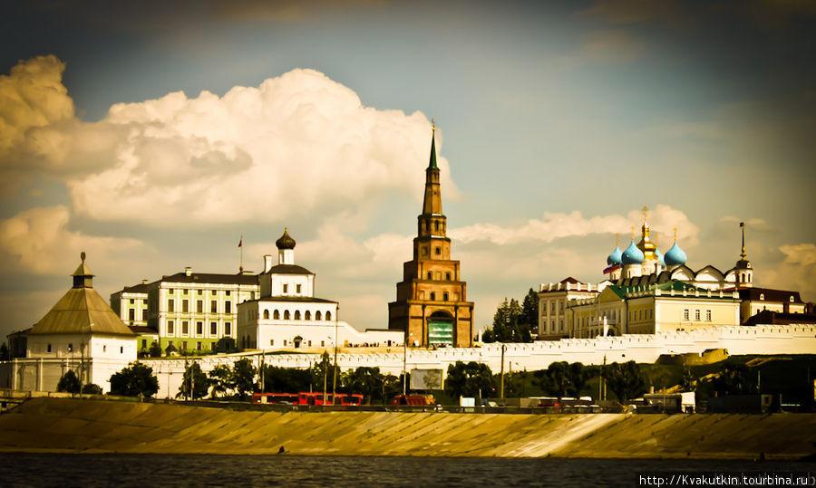 Казань — город с историей