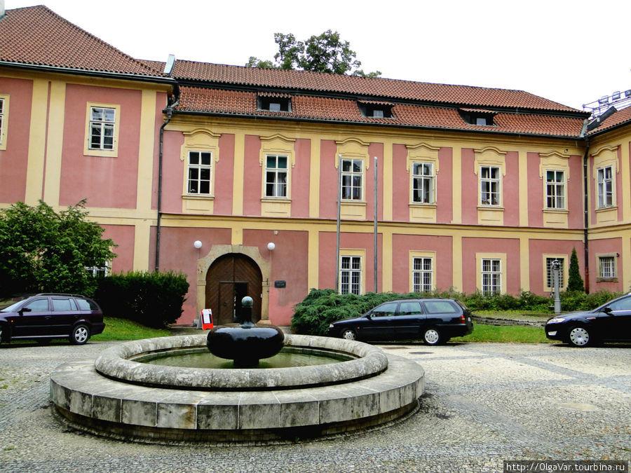 Музей чешской полиции