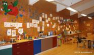 Кухня и столовая для детей в