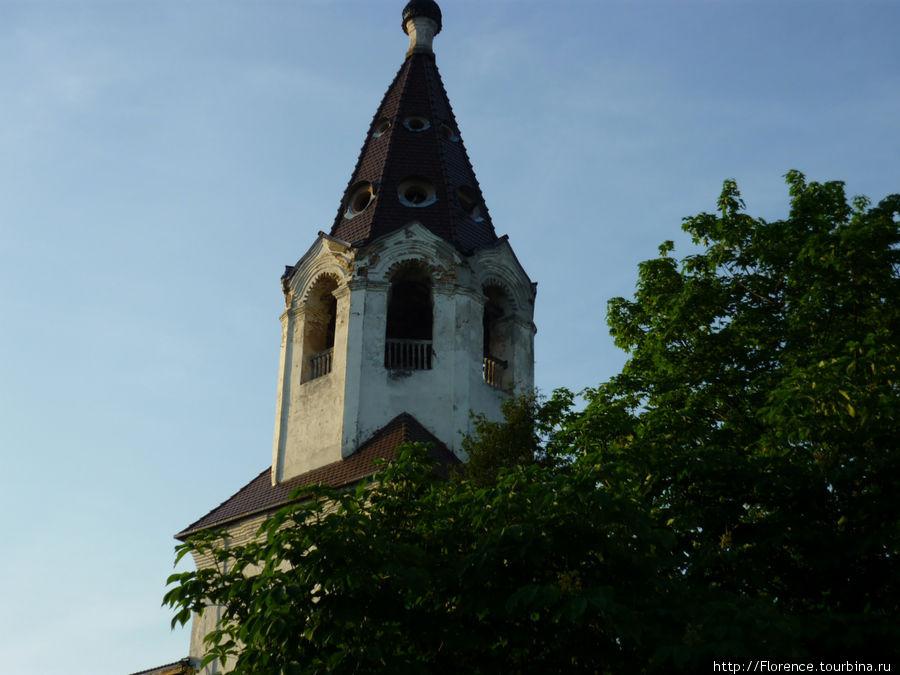 Церковь Св.Варвары