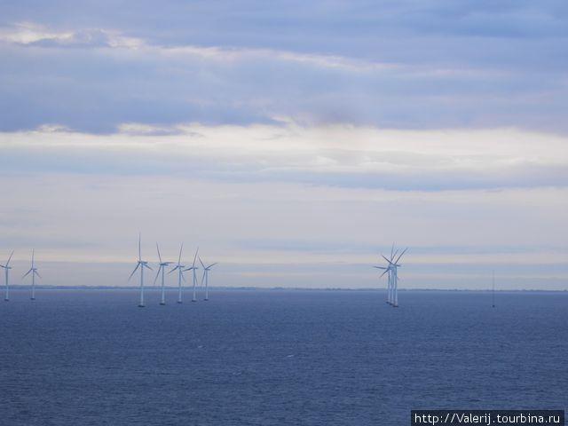 Альтернативные источники энергии используются очень активно