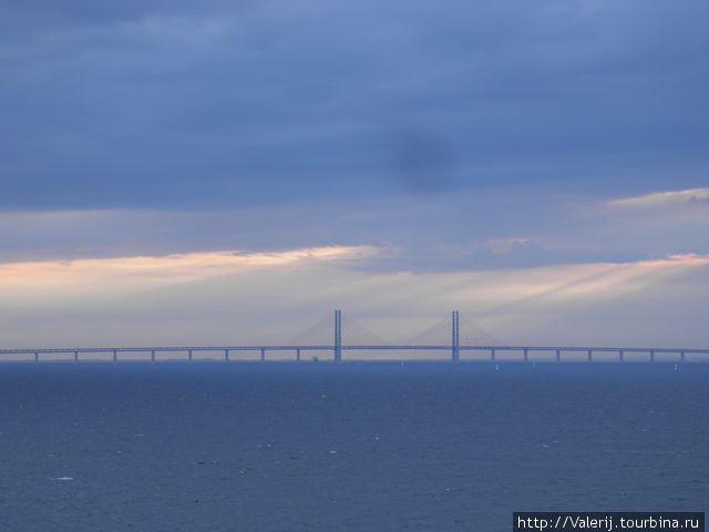 Дания — страна мостов.