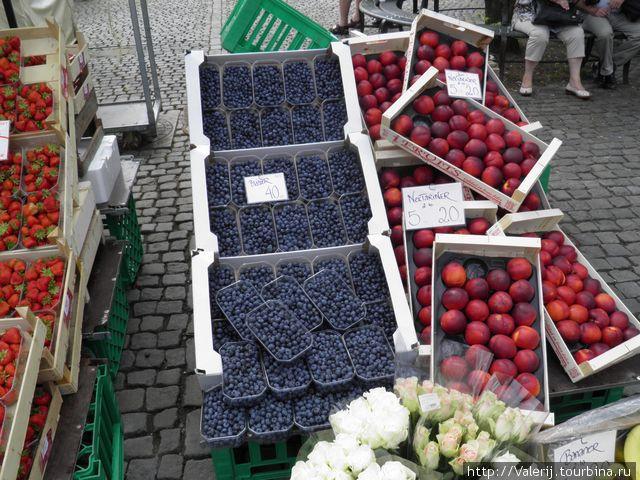 Черника — ягода северная, но и недешевая.