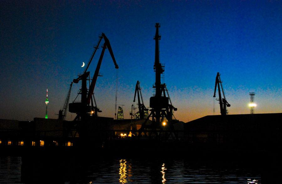 Бакинский порт