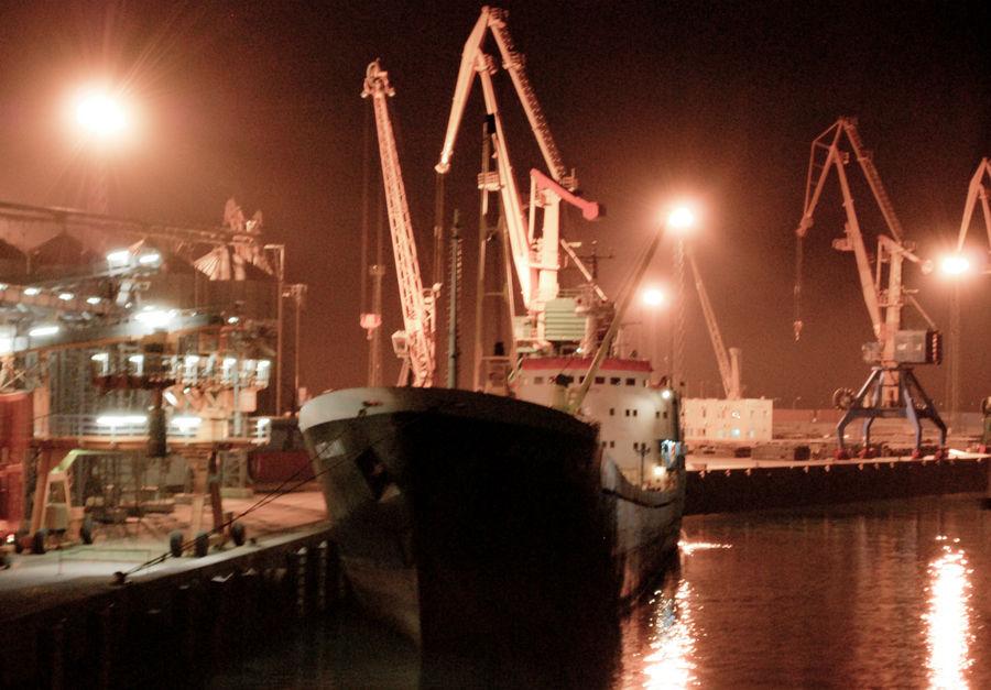 Актаусский порт